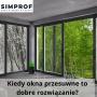 Kiedy okna przesuwne to dobre rozwiązanie?